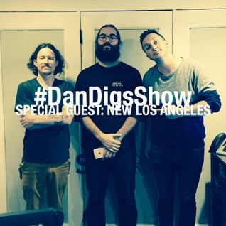 Show 077 - Special Guest: New Los Angeles - New Phife Dawg & J Dilla, Nite Jewel, Romare - 4.10.16