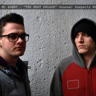 "DUDAWLES & MC AGENT - ""The Next Decade "" - Unusual Suspects Minimix Jan 2011"