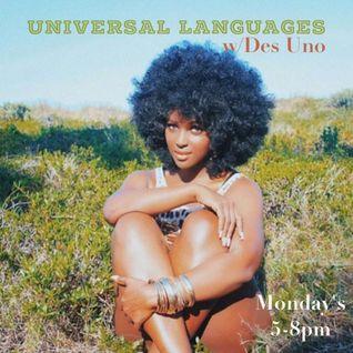 Universal Languages (#234)