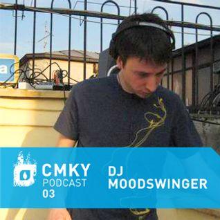 CMKY Podcast 03: DJ Moodswinger