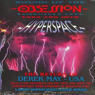 ~ Dave Angel @ Obsession - Hyperspace ~