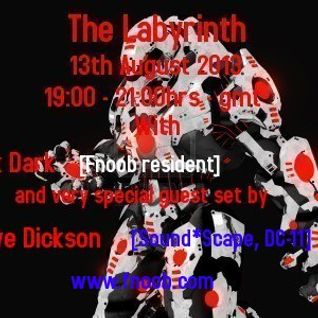The Labyrinth - Jack Dark / Steve Dickson (13-8-13) 2nd Hour (Fnoob Techno Radio)
