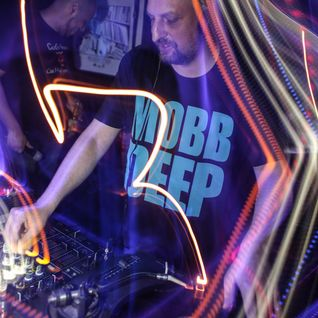 Dash - live take 'Subport' Jan 2014 - part 2/3 (Drum & Bass, vinyl only / Herr Walter, 17.01.2014)