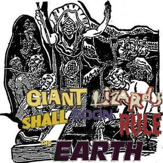 Giant Lizards shall soon rule the Earth - February 29th, 2013