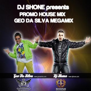 Geo Da Silva and Dj Shone- International Megamix Live - Pantheon Club