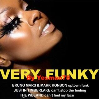 VERY FUNKY (Bruno Mars, Mark Ronson, Justin Timberlake, The Weeknd)