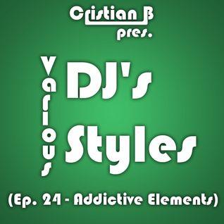 Various DJ's - Various Styles (Ep. 024)