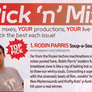 Supersoul - DJ Magazine winning mix Jan '08
