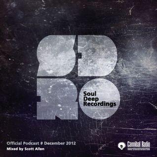 Scott Allen - Submission Podcast - December 2012