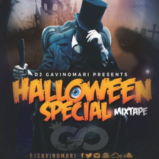 Dj GavinOmari - Halloween Mix 2016