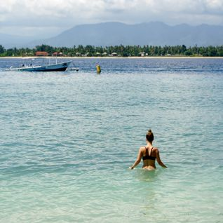 An afternoon on Gili Air
