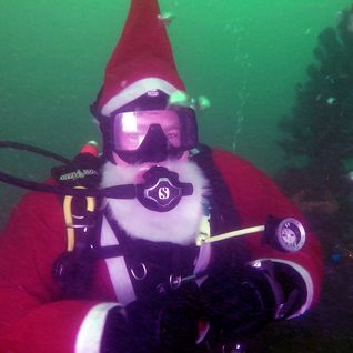 Our last show in 2015 with Monika & Sebastian with short report from Christmas dive