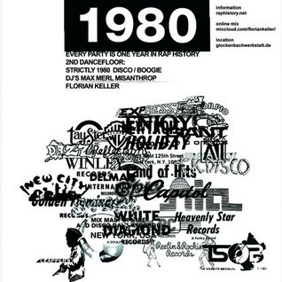 Rap History 1980 Mixtape