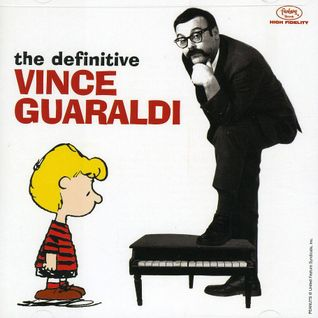 An Audiofiles Christmas with Vince Guaraldi