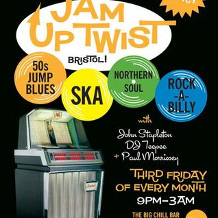 DJ Andy Smith 'Jam Up Twist' Soul Gang radio show - August
