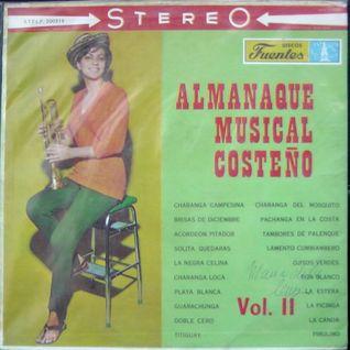 V.A. - Almanaque Musical Costeño (Discos Fuentes)