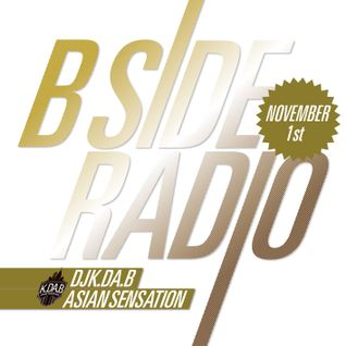 #BsideRadio Nov 1st Half 2015 Mixed by @DJKDAB