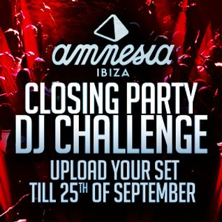 RICH MORE: Amnesia DJ Competition