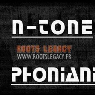ROOTS LEGACY Radio Show - 16/03/2016 - P.A.F. Session