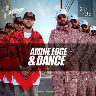2016.05.21 - Amine Edge & DANCE @ CUFF - Save Club, Portão, BR