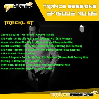 SJE Music Trance Sessions #7 (TS#7) (SJE Music 2013)