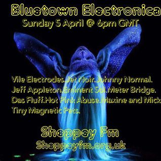 Bluetown Electronica show 5.4.15