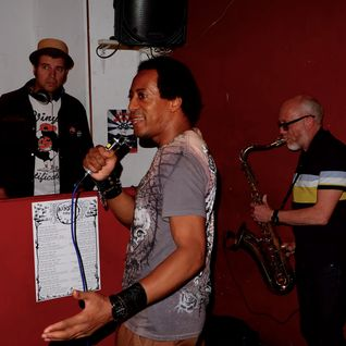 "JEFF THE FISH, MARK NORTON AND UB NICE - ""ITS YOUR THING"" LIVE! - REGGAE SESSION"