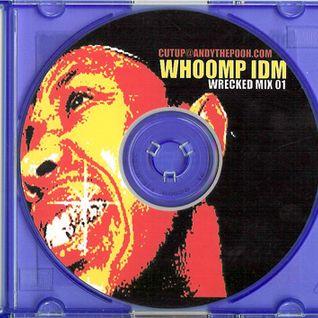 Cutups - Whoomp IDM (2001 mix)