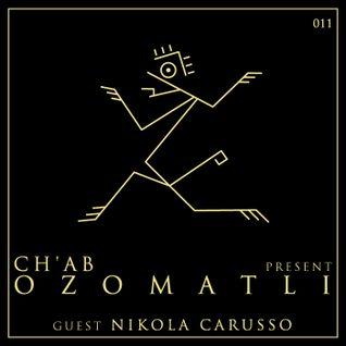 Ozomatli #11 - Nikola Carusso