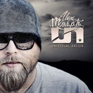 Alex M.O.R.P.H. - Universal Nation 074 - 29-AUG-2016
