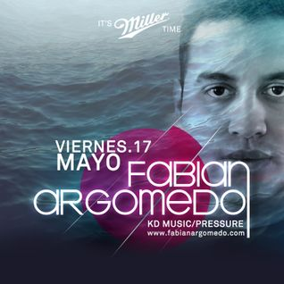 Fabian Argomedo @ Awa Club - Barranquilla, Colombia [17-05-2013]