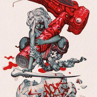OCTOBER-CAST DNB MIX BY DJ GECKO 2014