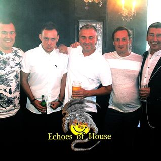 LEE ADAMS DJ SET -  ECHOES OF HOUSE  ( THE LOUNGE May 2014 )