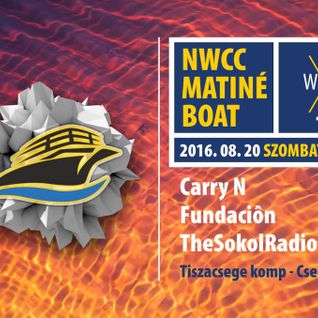 TheSokolRadio Live @ NWCC Matiné Boat 2016-08-20 Dayset