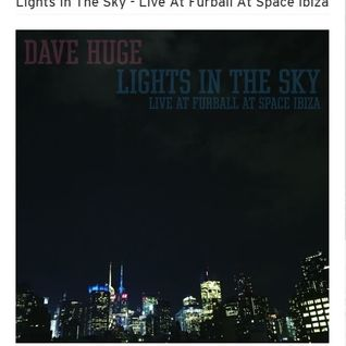 FURBALL NYC Columbus Day 2015:  DJ Dave Huge Live Mix:  Lights in the Sky @Space Ibiza