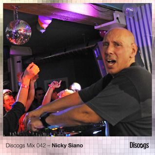 Discogs Mix 42- Nicky Siano