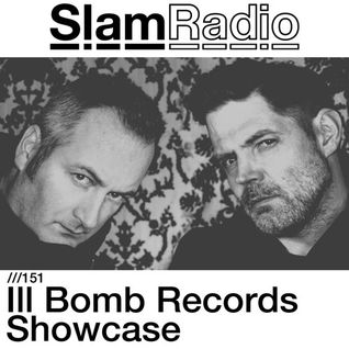 #SlamRadio - 151 - Owen Sands, Virulent And Justin Kase (Ill Bomb)