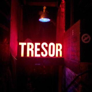 Subb-an @ Cabinet Records - Tresor Berlin - 16.07.2016