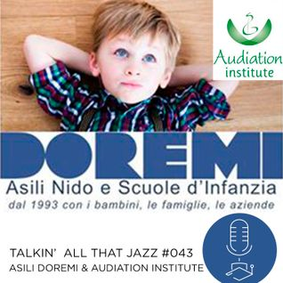 Asili Doremi & Audiation Institute@Talkin' All That Jazz