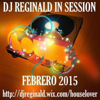 Dj Reginald - Febrero 2015
