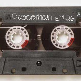 Crocoman - EM26 (8/5/2013)
