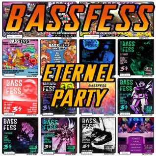BassFess Eternel party - Toon