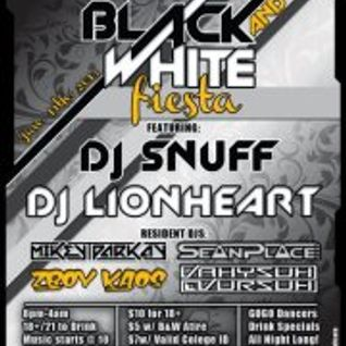 Sean Place - Live @ Black & White 1.11.13