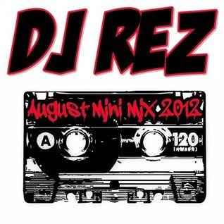 August Mini Mix 2012