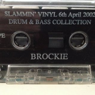 Brockie - Slammin' Vinyl - 6th April 2002