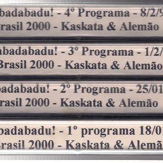 Skabadabadoo! 18/04/1998 (com Paralamas do Sucesso)