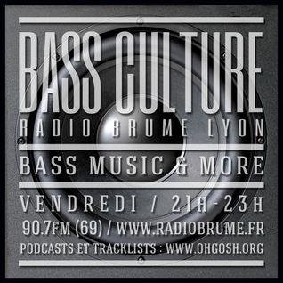 Bass Culture Lyon S10EP28B - Lean Up (NZ)- UK BASS mix