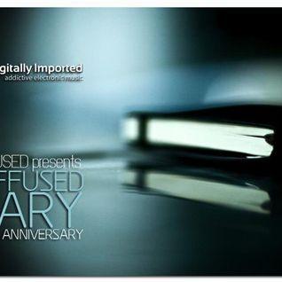 Fernando Ferreyra @ Suffused Diary - 1 year anniversary