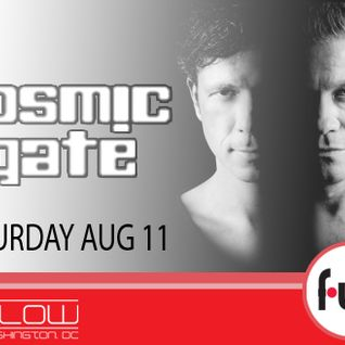 Cosmic Gate - Live @ Glow (Washington DC) - 11.08.2012