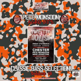 Pete Monsoon aka Agro Dj's Volume 18 - Twisted House @ Baileys Bar (Apr 2015)